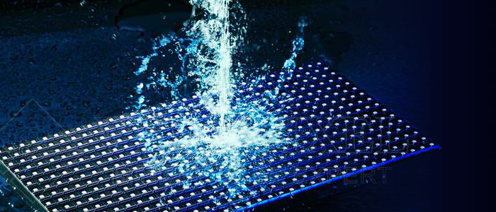 Protección contra el agua pantallas LED comerciales