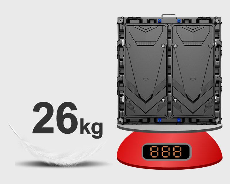 Serie Unit S960 pantalla LED ligera