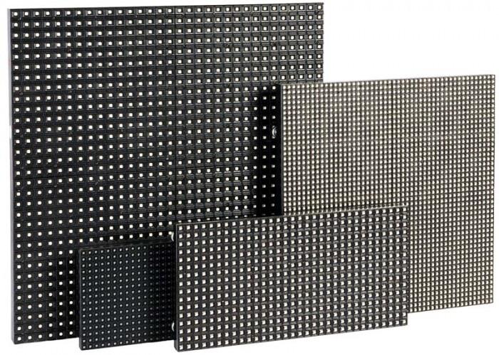 Módulos pantallas LED comerciales