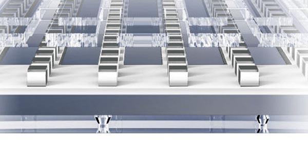Componentes pantallas LED comerciales